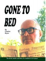 Cover for 'Gone To Bed'