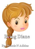 Cover for 'Being Diane'