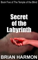 Cover for 'Secret of the Labyrinth (The Temple of the Blind #5)'