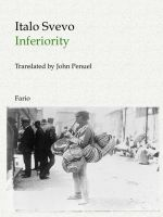 Cover for 'Inferiority'