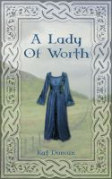 Cover for 'A Lady of Worth'