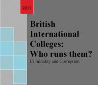 Cover for 'British Colleges : Who runs them ?'