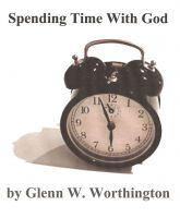 Cover for 'Spending Time With God'