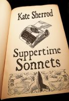 Cover for 'Suppertime Sonnets'