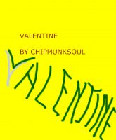 Cover for 'Valentine'