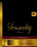 Cover for 'Sensuality Volume Two: The Collection of Bedtime Stories for Adults (TM)'