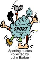 Cover for 'Quote Sport Unquote'