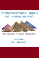 Cover for 'Architecture Body of Knowledge'