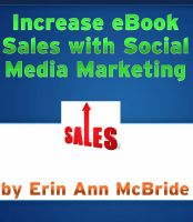 Cover for 'Increase e-Book Sales with Social Media Marketing'