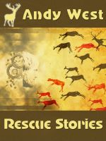 Cover for 'Rescue Stories (A science fiction novelette)'