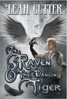 Cover for 'The Raven and the Dancing Tiger'