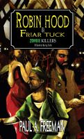 Cover for 'Robin Hood and Friar Tuck: Zombie Killers'