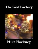 Cover for 'The God Factory'