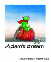 Cover for 'Adam´s dream'