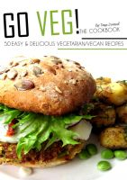 Cover for 'Go Veg! The Cookbook'