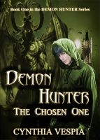 Cover for 'Demon Hunter: The Chosen One'