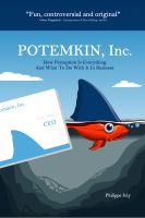 Cover for 'Potemkin, Inc.'