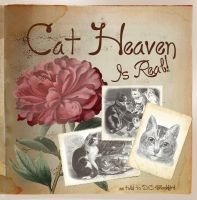 Cover for 'Cat Heaven Is Real'