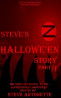Cover for 'Steve's Hallowe'en Story Part II'