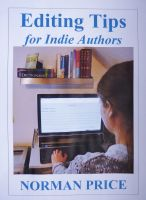 Cover for 'Editing Tips for Indie Authors'