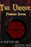 Cover for 'The Unique Saga: Foretold Savior'