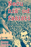 Cover for 'Neću niš od fašišti'