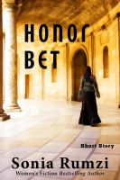 Cover for 'Honor Bet'