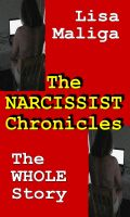 Cover for 'The Narcissist Chronicles'