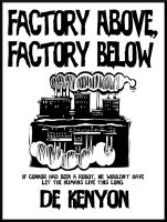 Cover for 'Factory Above, Factory Below'