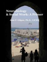 Cover for 'Neurobiolology & Social Work'