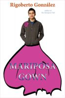 Cover for 'Mariposa Gown'