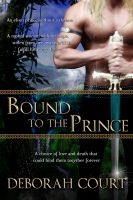 Cover for 'Bound to the Prince'