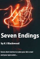 Cover for 'Seven Endings'