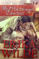 Cover for 'The Marriage Diaries (Volumes #1-#4)'