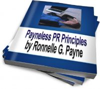 Cover for 'Payneless PR Principles'
