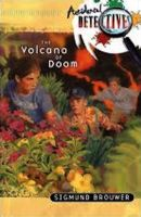 Cover for 'The Volcano of Doom'