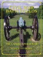 Cover for 'Civil War Battlefields: The Landscapes of War'