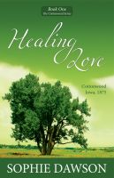 Cover for 'Healing Love'