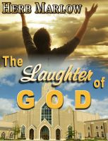 Cover for 'The Laughter of God'
