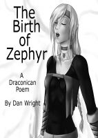 Cover for 'The Birth of Zephyr'
