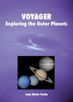 Cover for 'Voyager: Exploring the Outer Planets'