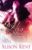 Cover for 'At His Mercy'