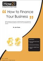 Cover for 'How to Finance Your Business'