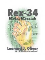 Cover for 'REX-34-Metal Messiah'