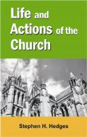 Cover for 'The Life and Actions of the New Testament Church'