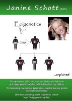 Cover for 'Epigenetics explained'