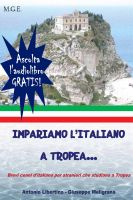 Cover for 'Impariamo l'italiano a Tropea...'