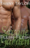 Cover for 'Flesh to Flesh'