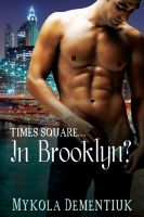 Cover for 'Times Square in Brooklyn'