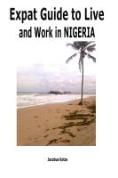 Cover for 'Expat Guide to Live & Work in Nigeria'